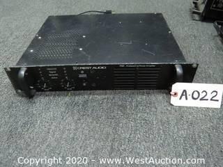 Crest 700 Amplifier
