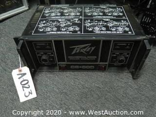 Peavey CS800 amplifier