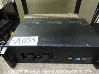AB International 9220 Amplifier