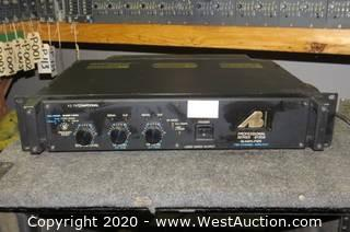 AB International 8120B Amplifier