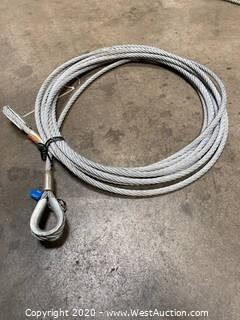 35-Foot Wire Rope