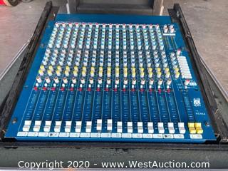 Allen And Heath WZ 16:2 Mixing Console