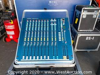 Allen And Heath 12 Channel Mix Wizard Mixing Console