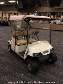 E-Z-GO 2-Seat Electric Golf Cart
