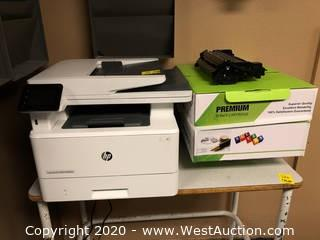 HP LaserJet Pro MFP M426fdn Printer and Toner