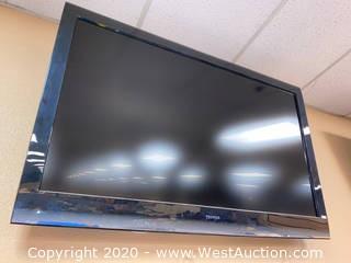 "Toshiba 55"" LCD Flatscreen TV"