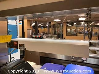 Hatco Glo-Ray Foodwarmer