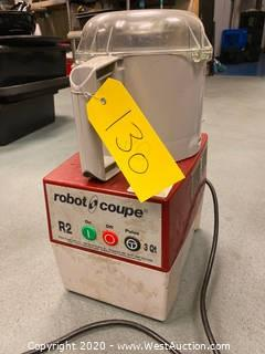 Robot Coupe R2 3 Qt