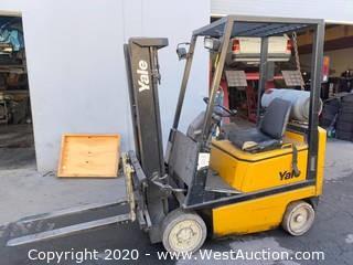 Yale 3000lb LP Gas Forklift