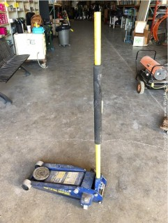 Napa Professional 3-1/2 Ton Floor Jack