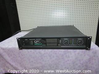 QSC PL1.0HV Amplifier