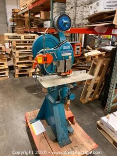 "Interlake S3A 3/4"" Book Saddle Stitcher"