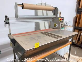 3M T646Wi Tape Application System with Roll Dispenser