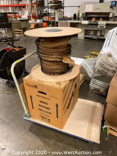Platform Truck With Spiral Binding