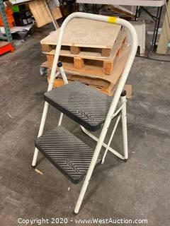 2' Cosco Folding Stepladder