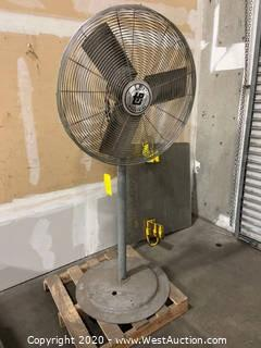 TPI Industrial Shop Fan