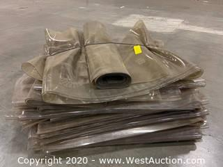 Pallet Of Plastic Covering