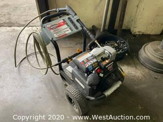 Honda Gas Pressure Washer