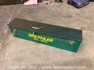 Greelee Tool Storage Box (empty)
