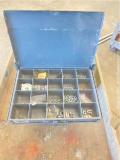 Klein Tools Four Drawer Metal Hardware Case