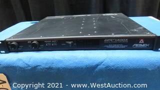 Peavey DPC1400x ampliifer
