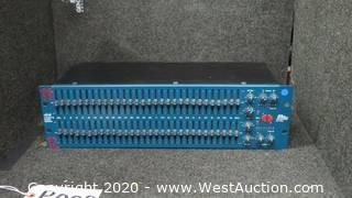 BSS FCS-966 Stereo 1/3 Octave EQ