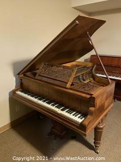 Erard Paris Grand Piano