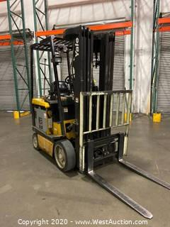 Yale 2900lb Electric Forklift