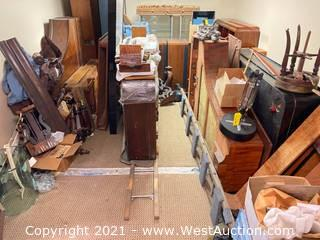 (4) Pianos for Parts