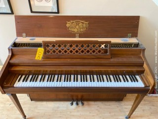 1968 Kimball Upright Piano