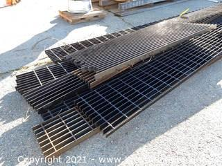 Drain Grate; Various Size Sections