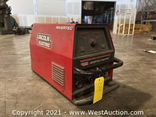 Lincoln Electric Invertec V350-PRO Welder