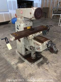 Kent KTM-380 Vertical Milling Machine