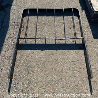 Forklift Load Backrest