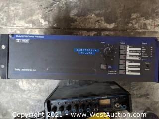 Dolby CP-45 Cinema Processor