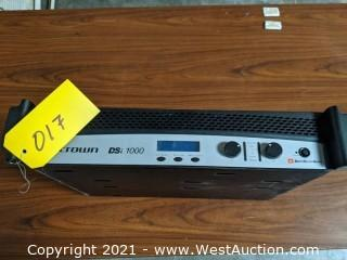Crown DSI1000 Power Amp