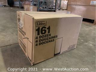 (1) Boxes Of (10 1/4) oz Hi-Ball Glasses  (161)