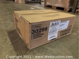 (1) Boxes Of (12) oz Margarita Glasses  (30299)