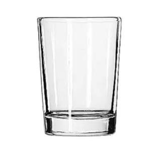 (1) Boxes Of (4) oz Side Water Glasses  (5134)