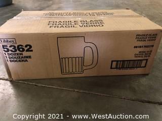 (5) Boxes Of (12) 10 oz Mugs  (5362)
