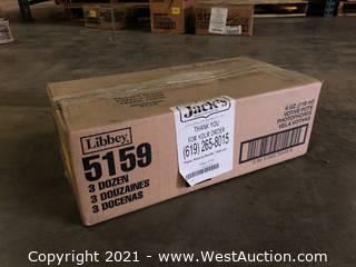 (1) Boxes Of (36) 4 oz Votive Pots  (5159)