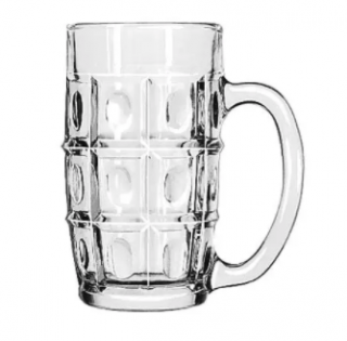 (5) Boxes Of (24) 11.5 oz Vienna Stein Glasses  (5305)