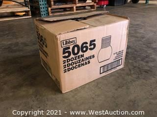 (1) Boxes Of (24) 10 oz Servers  (5065)