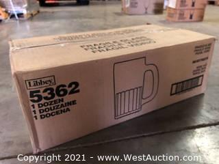 (1) Boxes Of (12) 10 oz Mugs  (5362)