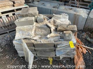 "Pallet Of Pavers 16"" x 6"" x 5"""