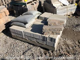 Pallet of Cement Paving Stones