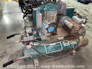 Rol-Air 2HP Air Compressor 6820K17
