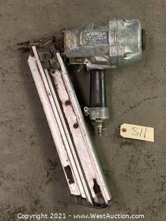Hitachi Strip Nail Gun