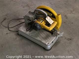 """DeWalt DW871 14"""" Chop Saw"""