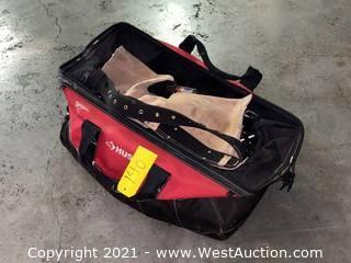 Husky Tool Bag With Tool Belt